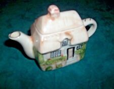 Ceramic Teapot That Looks Like A Cute Cottage