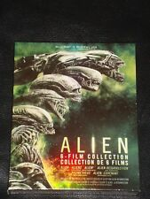 Blu-Ray movies Alien 6-Film Collection, Digital Copies Included Sigourney Weaver