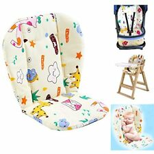 Baby StrollerCar High Chair Seat Cushion Liner Mat Pad Cover Protector Breath