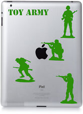 Toy Soldiers Green Vinyl stickers/decal/ iPad/ laptop sticker/ tablet