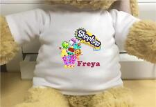 Personalised Shopkins Tshirt Fits Large Build A Bear