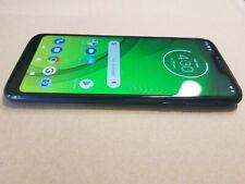 Motorola Moto G7 SUPRA - 32GB - Marine Blue Unlocked GSM Cricket