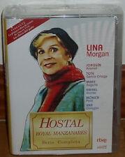 HOSTAL ROYAL MANZANARES SERIE COMPLETA 19 DISCOS DVD NUEVO PRECINTADO (SIN ABRIR