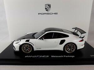 Porsche 911 991 r 2016 blanco maqueta de coche 1:43 maxichamps