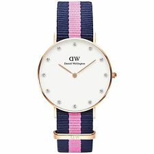 Daniel Wellington Armbanduhren mit Glanz-Finish für Damen
