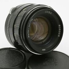 Zenitar M 1.7/50mm M42 Fast USSR Russian Lens
