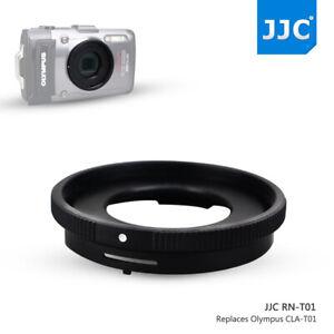 JJC 40.5mm Filter Adapter fr Olympus tg6 tg5 tg4 tg3 tg2 tg1 FCON-t01 als cla-t01