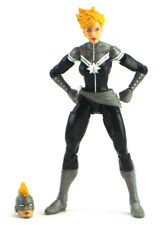 Marvel Legends Unlimited Captain Marvel Exclusive Figure Carol Danvers Shield