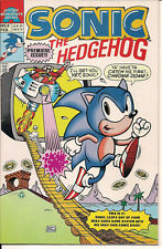 Sonic The Hedgehog #0 Archie Adveture Series 1993