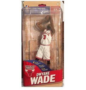 Dwayne Wade McFarlane Gold Variant White Uniform # 465 of 500 IN HAND!!