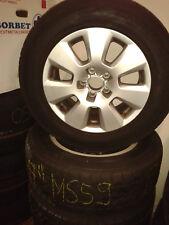 Audi A6 4G Winterräder 225/60R16 98H DOT 13 3-6mm 4G0601025 7,5x16 ET37