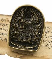 Stampo A Tsa Rituale Tibetano Buddista-Jan-Bodhisattva Mahakala 26315