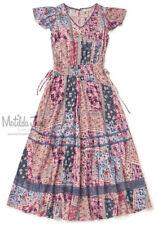 Womens Matilda Jane Camp MJC The Wildlife Maxi Dress Size XL X large EUC