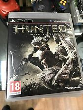 hunted demon forge ps3