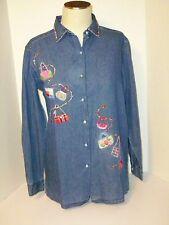Bobbie Brooks  Blouse / Shirt   Ladies  Purses,Bags Small ( 4 - 6 ) Embellished