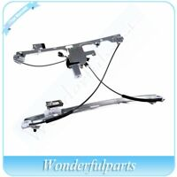 Front Passenger Side Window Regulator with Motor fits Cadillac Escalade Chevy