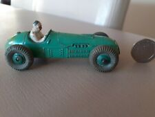 Rare Totally Original Green Vintage 1953 Dinky Toy No.23J 235 Racing Car H.W.M.