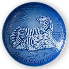 Bing & Grondahl 2013 Zebra Mother's Day Plate (1902713)