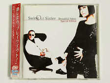 SWING OUT SISTER Beautiful~ Special Edition AVCD-23785~6 JAPAN 2CD w/OBI 09865