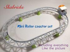 ☀️LEGO Creator Mini Roller Coaster 6 Tracks And 1 Cart Custom Modular/MOC New