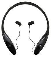 Genuine LG Tone Infinim HBS-900 Bluetooth Headset Harmon Kardon Sound Black