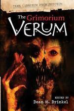 Tres Librorum Prohibitorum: The Grimorium Verum by Mike Chinn, Christopher...