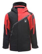 Spyder Boys Challenger Jacket Kinder Jungen Skijacke Winterjacke Jacke