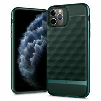 iPhone 11 Pro, 11 Pro Max Case Caseology® [Parallax] Patterned Dual Layer Cover