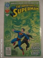 ~SEALED~1993~11~Adventures of SUPERMAN~#500~BACK FROM THE DEAD IS HE?!~DC Comics