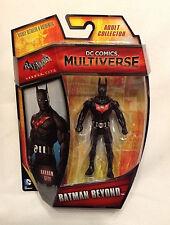 """DC Comics Multiverse Collection__Arkham City BATMAN Beyond 4 """" action figure_MIP"""