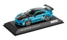 New Genuine Porsche 911 GT3 RS Weissach Package Limited Edition 1.43 Model Car