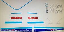 SUZUKI GSXR750H RESTAURO DECALCO 1987