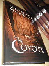 Michael McBride THE COYOTE 1st/HB SIGNED/LIMITED MINT Thunderstorm Books