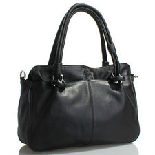 Black Italian Leather Handbags, Purse, Hobo Bag, Satchel, Tote, Clutch