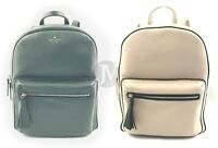 Kate Spade New York Chester Street Aveline Large Pebbled Leather Backpack Bag