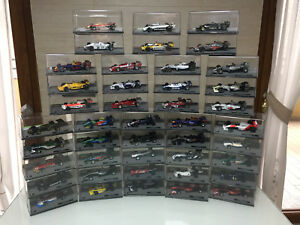 FORMULA 1 COLLECTION SCALA 1/43 - SCEGLI DAL MENU A TENDINA