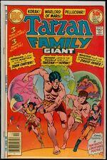DC Comics TARZAN Family #66 Korak Last Issue VFN/NM 9.0