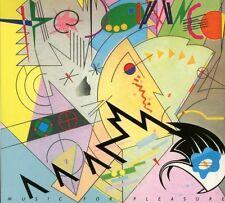 THE DAMNED - MUSIC FOR PLEASURE  CD NEU