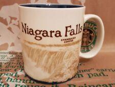 Starbucks Coffee Mug/Tasse/Becher NIAGARA FALLS, Global Icon, NEU und unbenutzt!