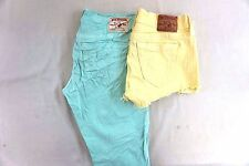 """True Religion """"Lizzy"""" & """"Bobby Cut Off"""" Women's Cropped Pants/Shorts N13205"""