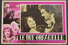 Le due orfanelle Alida Valli & Maria Denis Locandina Film Poster Plakat Y-4426+