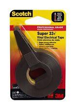 3M Scotch Super 33 Plus Vinyl Electrical Tape.75-Inch by 450-Inch
