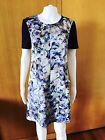 Portmans-Scuba Floral Dress-Size 10
