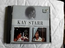 KAY STARR I CRY BY NIGHT / LOSERS WEEPERS CD YOU ALWAYS HURT THE ONE YOU LOVE