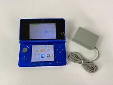 Nintendo 3DS CTR-001 launch edition Handheld System - Blue