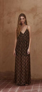 THE FIFTH LABEL THE COLLECTABLE DRESS RHAPSODY PRINT SIZE XS/6