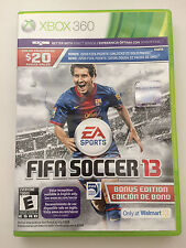 FIFA Soccer 13 - Xbox 360 Game 2012 - USED Good Condition Tested