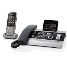 Gigaset DX800A Voice over IP- Mini-Telefonanlage mit 1x Mobilteil SL750H Pro