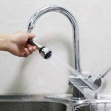 Faucet Extender Sprayer Sink Spray Kitchen Tap Head Water Saving Aerator Faucet