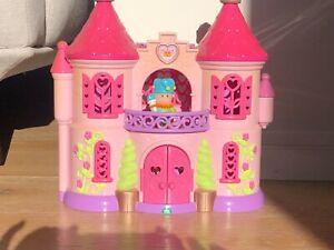 ELC Happyland Pink Palace Castle King Princess Jester Thrones